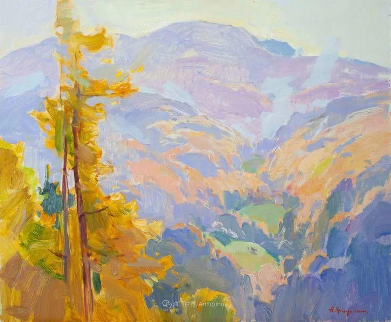 色彩丰富和谐的风景,给人印象深刻插图71