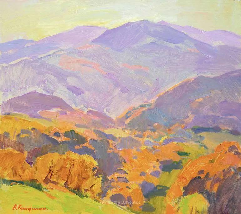 色彩丰富和谐的风景,给人印象深刻插图73