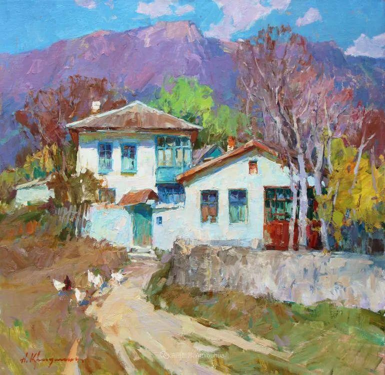 色彩丰富和谐的风景,给人印象深刻插图91