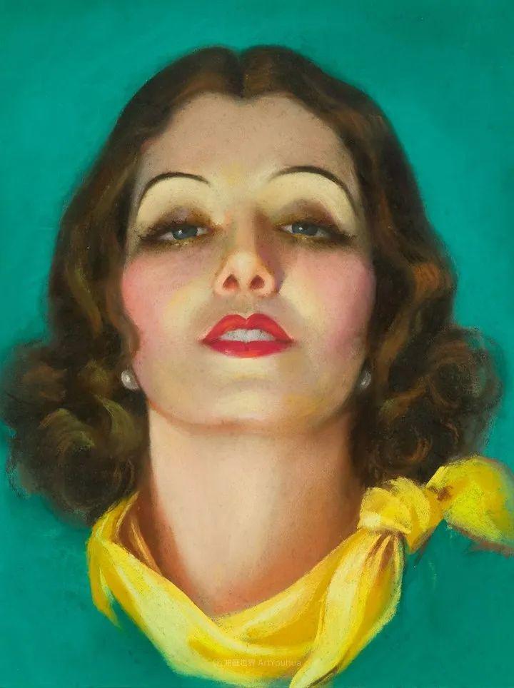 """美国""""日历女孩之父"""",罗尔夫·阿姆斯特朗插图23"""