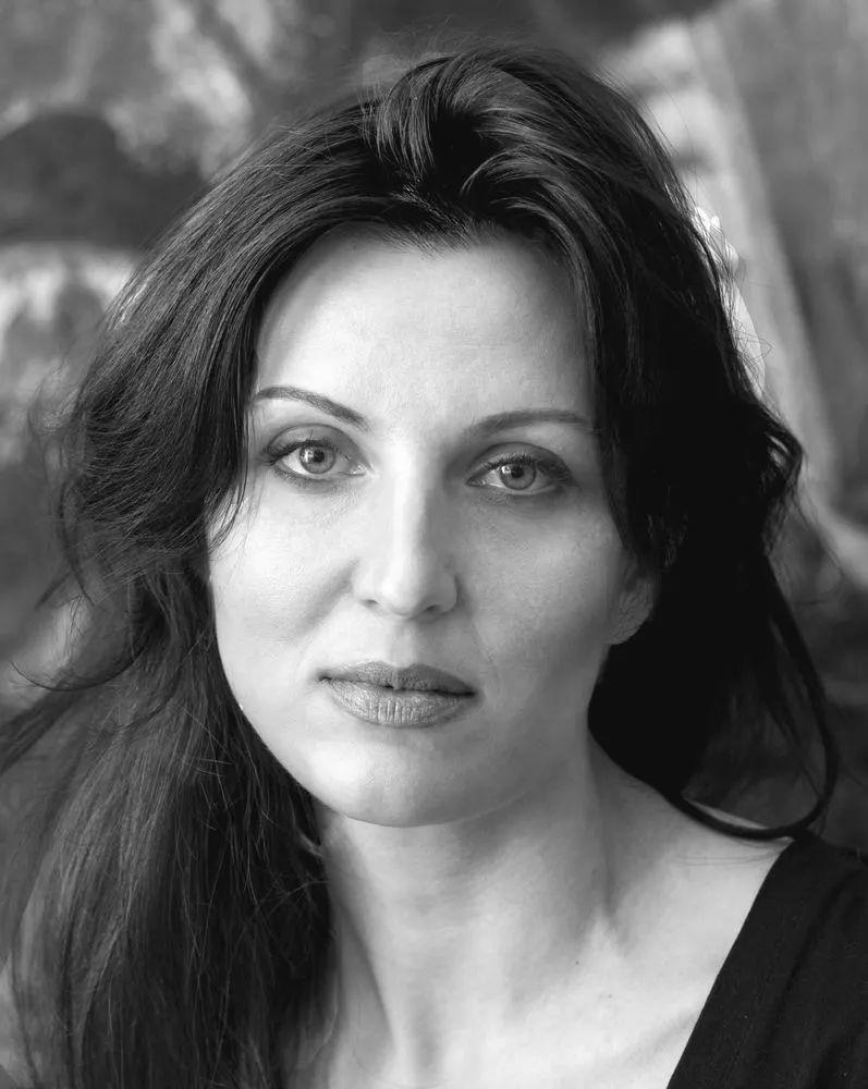 人物肖像,俄罗斯女画家安娜·维诺加拉多娃插图7