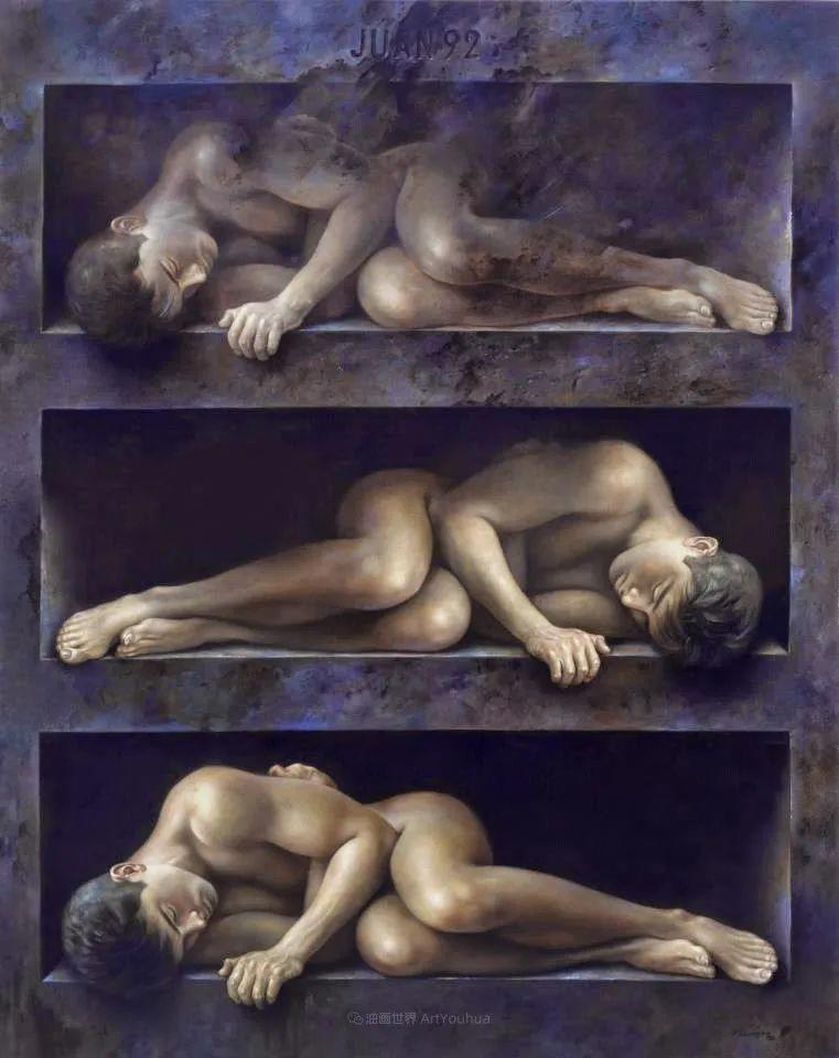 西班牙超现实主义画家阿尔贝托·潘科博插图12