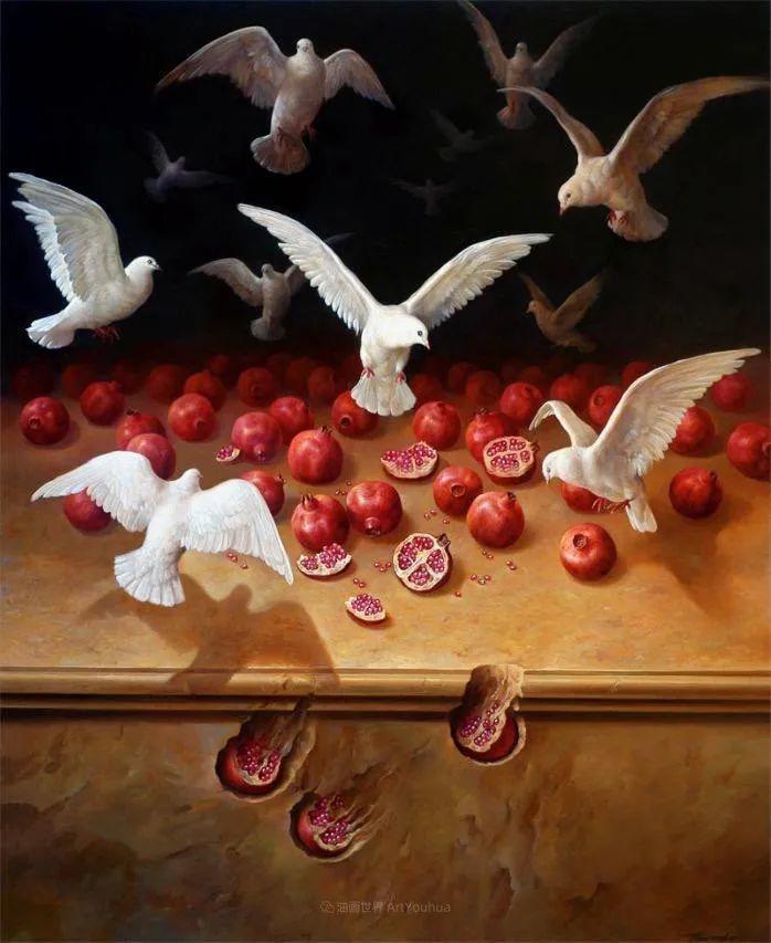 西班牙超现实主义画家阿尔贝托·潘科博插图42