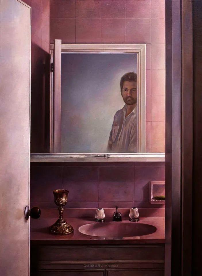 西班牙超现实主义画家阿尔贝托·潘科博插图54