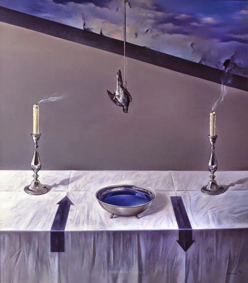 西班牙超现实主义画家阿尔贝托·潘科博插图77