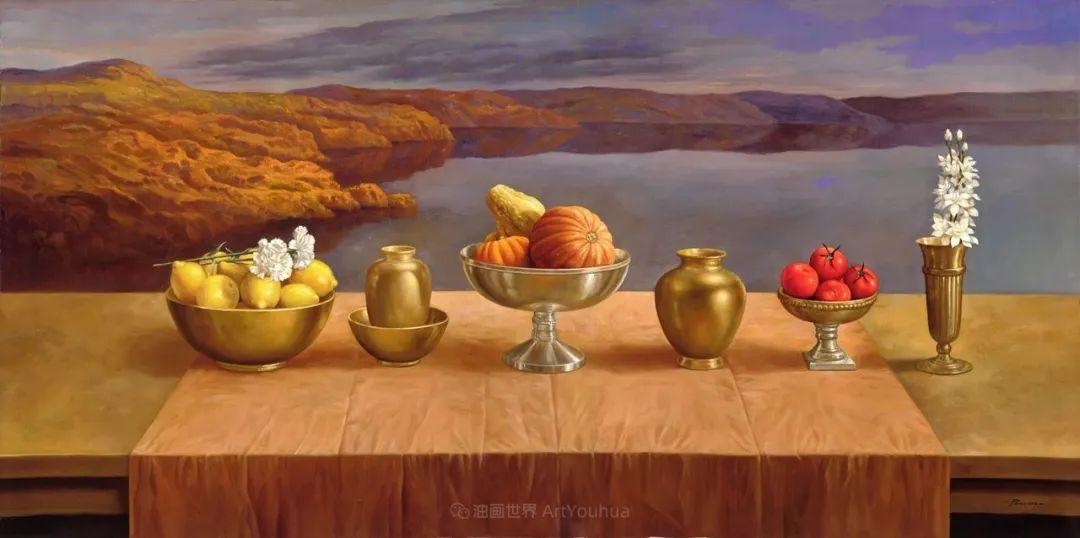 西班牙超现实主义画家阿尔贝托·潘科博插图90