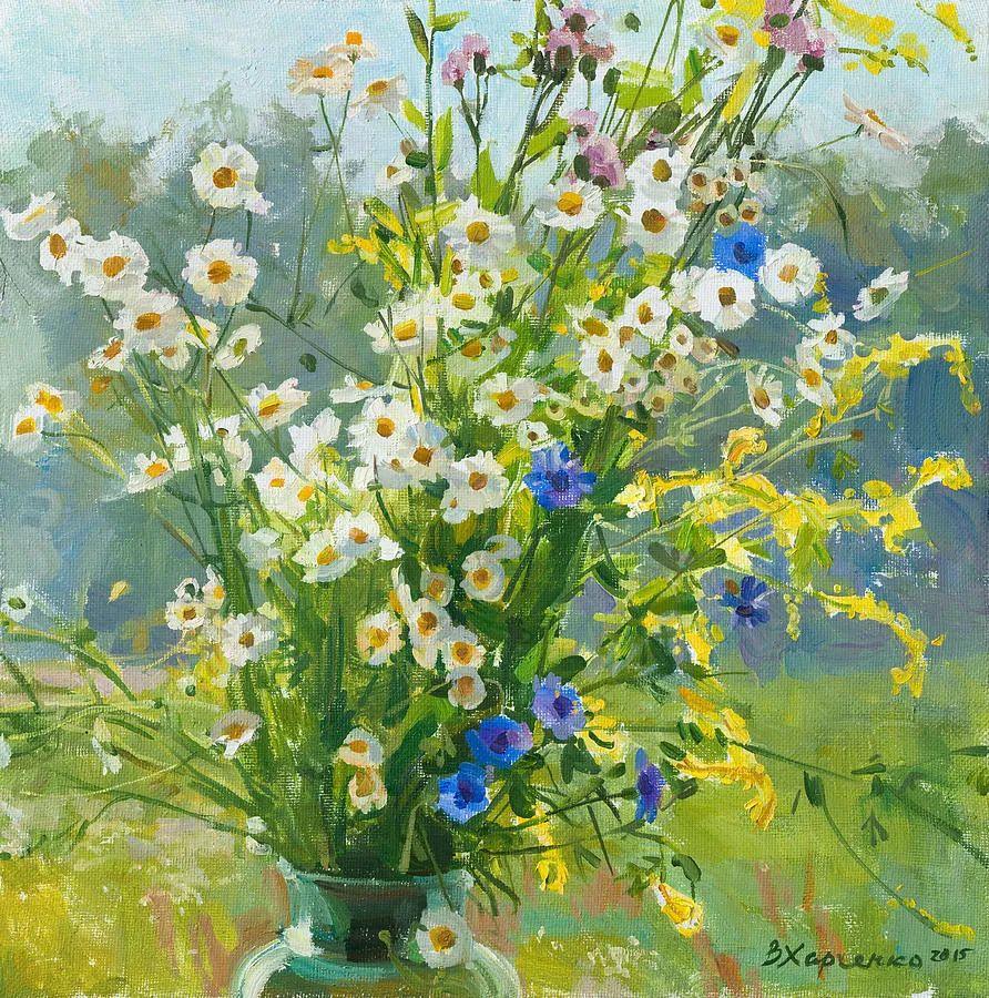 她的花儿总带着阳光,让人看了心都敞亮了!插图1