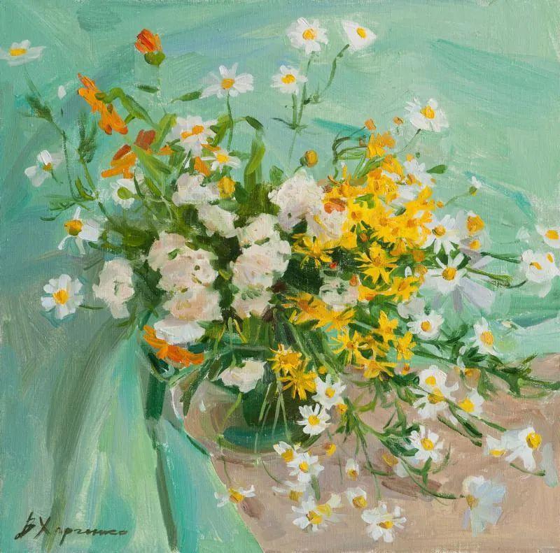 她的花儿总带着阳光,让人看了心都敞亮了!插图13