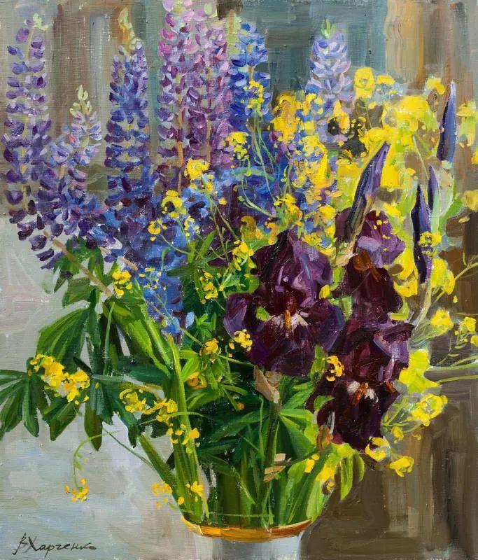 她的花儿总带着阳光,让人看了心都敞亮了!插图15