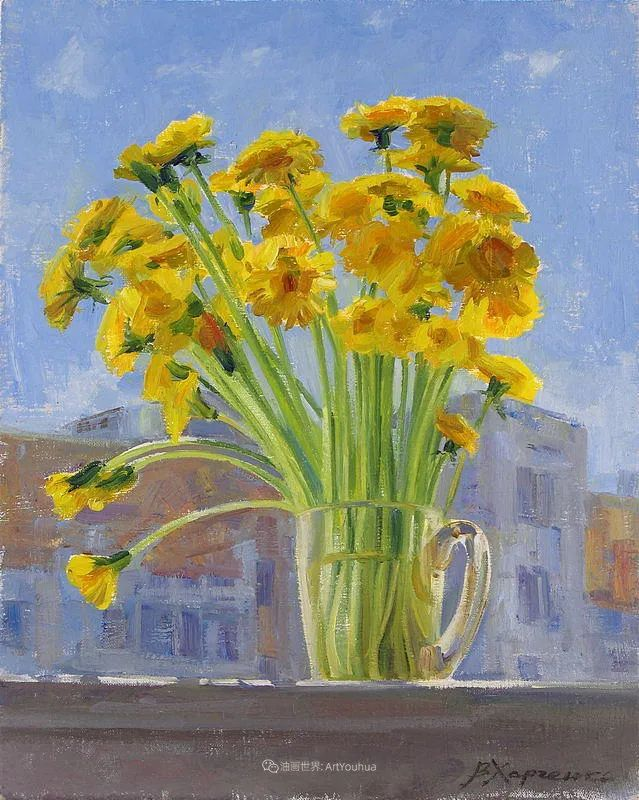 她的花儿总带着阳光,让人看了心都敞亮了!插图27