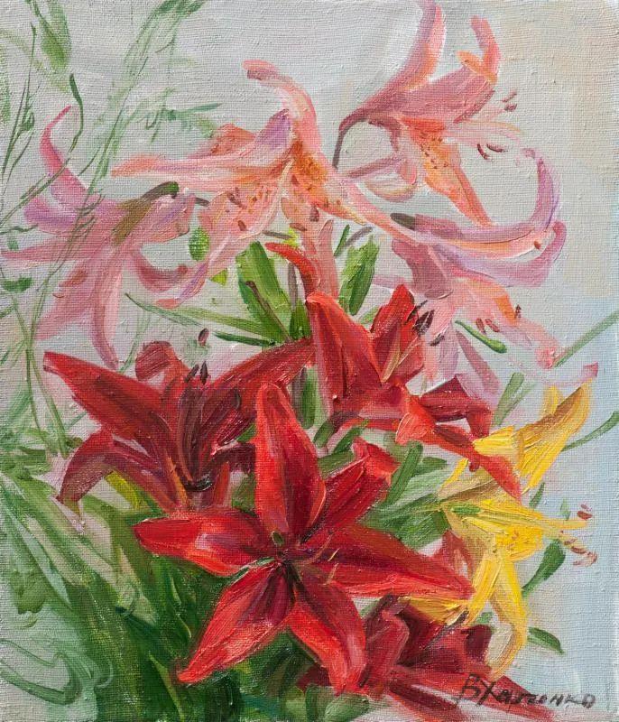 她的花儿总带着阳光,让人看了心都敞亮了!插图120