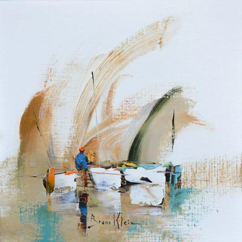 简约的刀画,具象与抽象艺术之间插图6