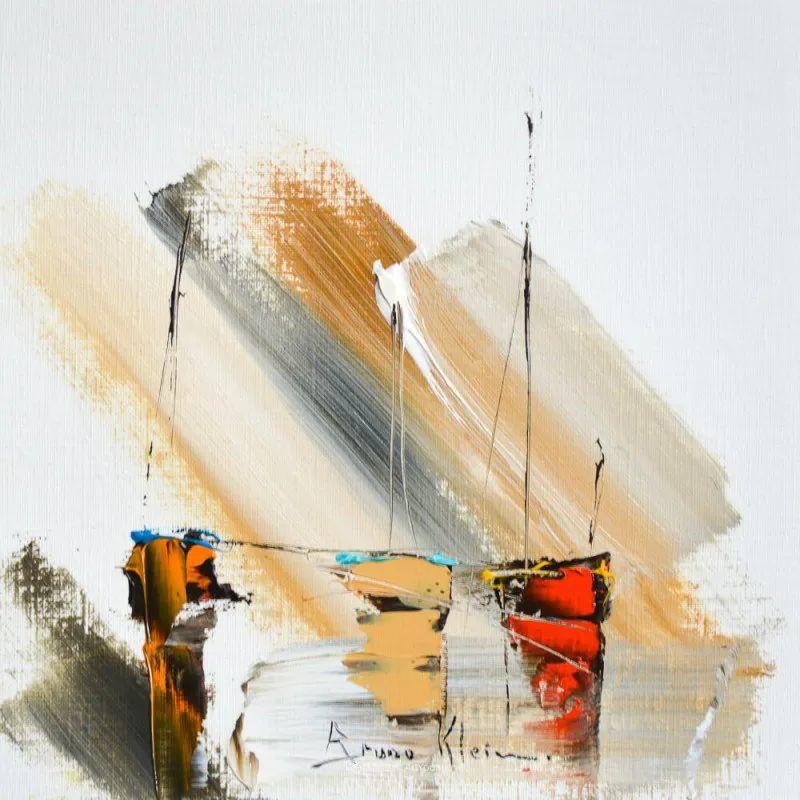 简约的刀画,具象与抽象艺术之间插图8