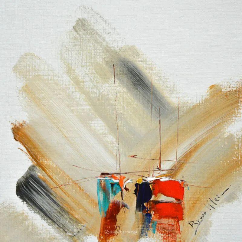 简约的刀画,具象与抽象艺术之间插图9