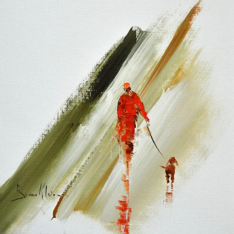 简约的刀画,具象与抽象艺术之间插图44