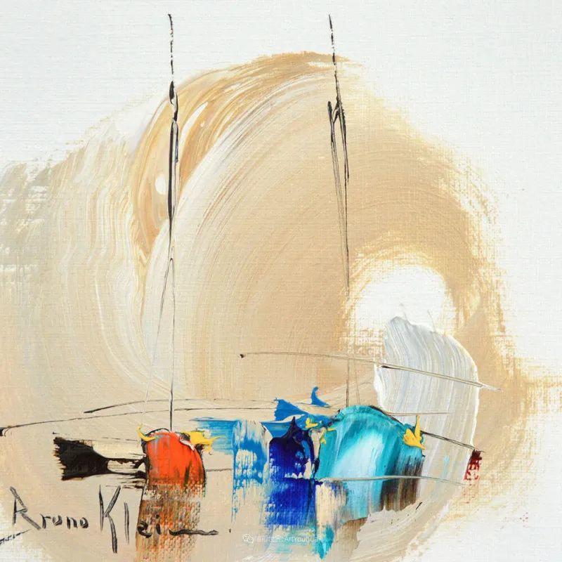 简约的刀画,具象与抽象艺术之间插图52