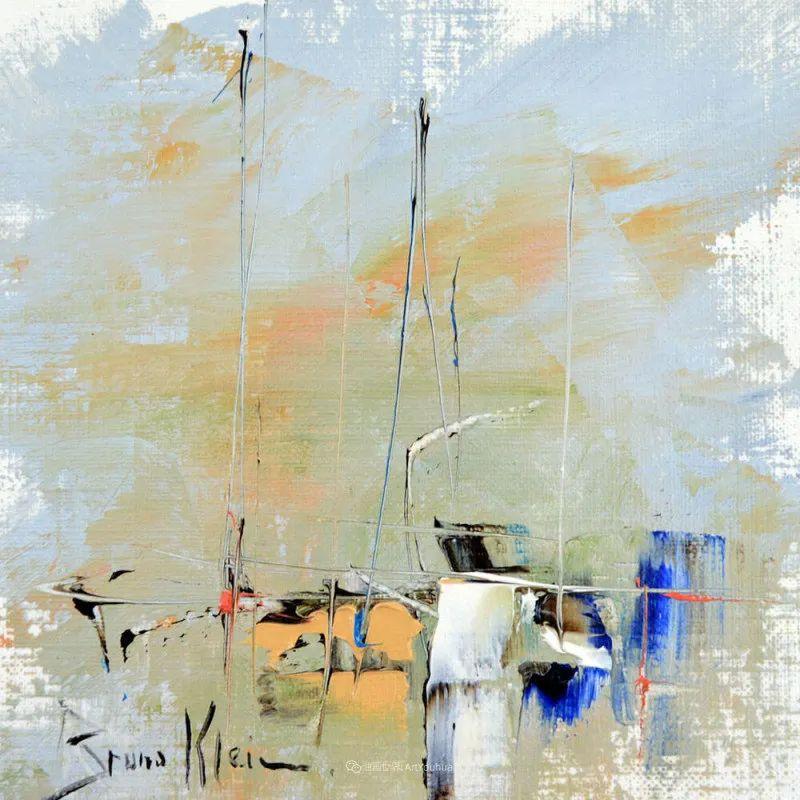 简约的刀画,具象与抽象艺术之间插图53
