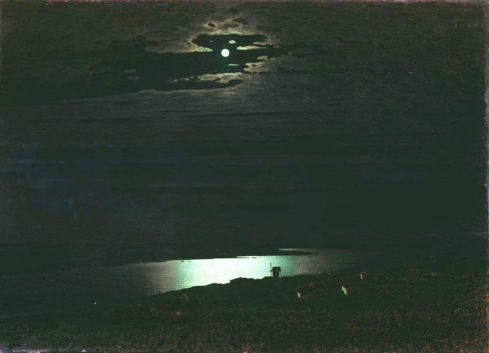 """列宾称他为""""善于表现诗意光辉的艺术大师"""",库因芝作品164幅插图21"""