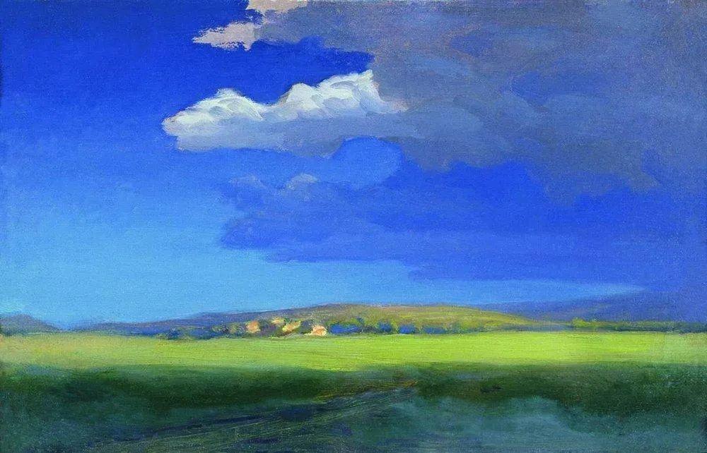"""列宾称他为""""善于表现诗意光辉的艺术大师"""",库因芝作品164幅插图25"""