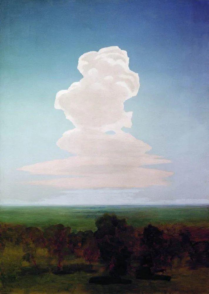"""列宾称他为""""善于表现诗意光辉的艺术大师"""",库因芝作品164幅插图133"""