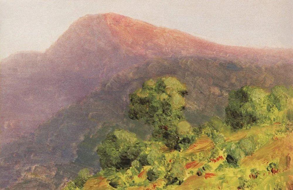 """列宾称他为""""善于表现诗意光辉的艺术大师"""",库因芝作品164幅插图153"""