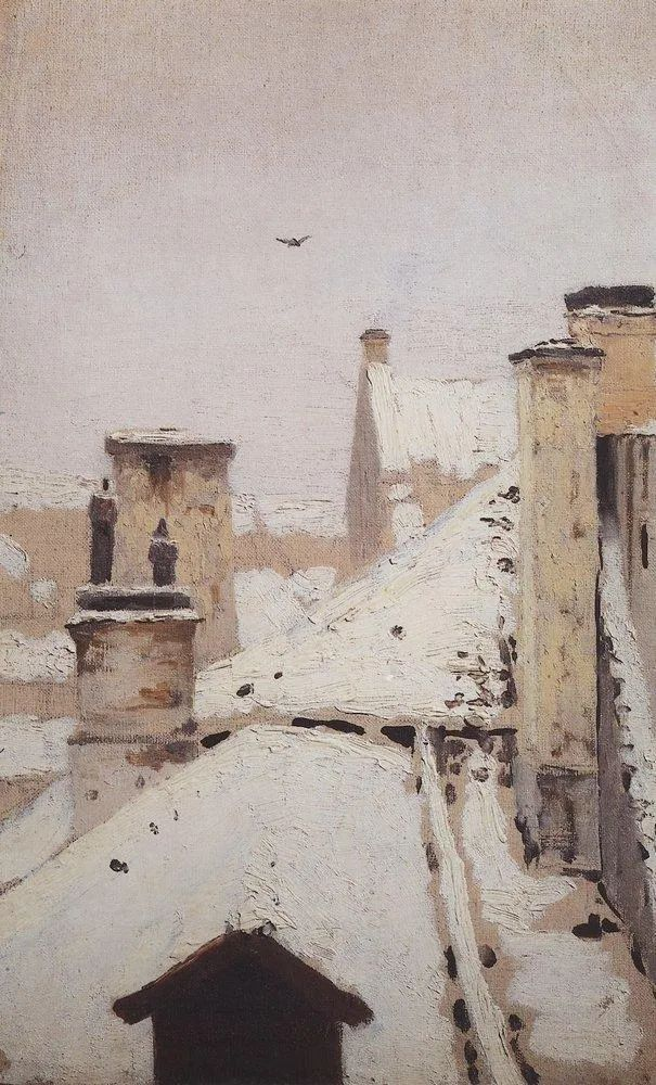 """列宾称他为""""善于表现诗意光辉的艺术大师"""",库因芝作品164幅插图169"""