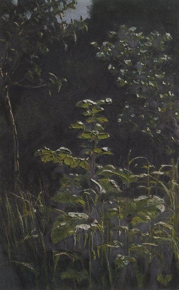 """列宾称他为""""善于表现诗意光辉的艺术大师"""",库因芝作品164幅插图171"""