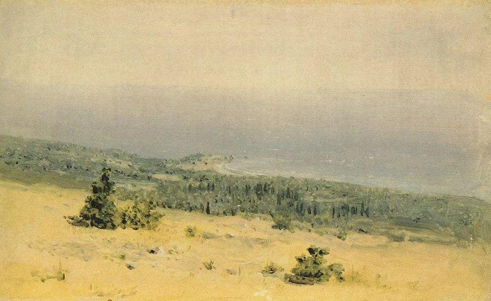 """列宾称他为""""善于表现诗意光辉的艺术大师"""",库因芝作品164幅插图197"""