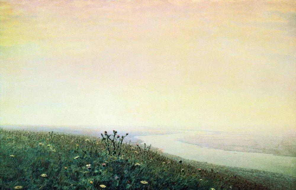 """列宾称他为""""善于表现诗意光辉的艺术大师"""",库因芝作品164幅插图199"""
