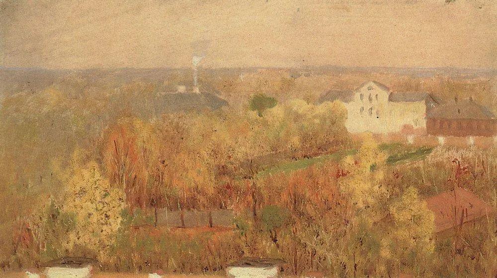 """列宾称他为""""善于表现诗意光辉的艺术大师"""",库因芝作品164幅插图215"""