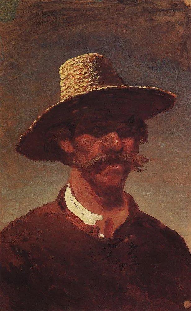 """列宾称他为""""善于表现诗意光辉的艺术大师"""",库因芝作品164幅插图237"""