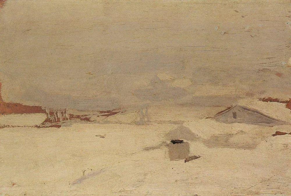 """列宾称他为""""善于表现诗意光辉的艺术大师"""",库因芝作品164幅插图249"""