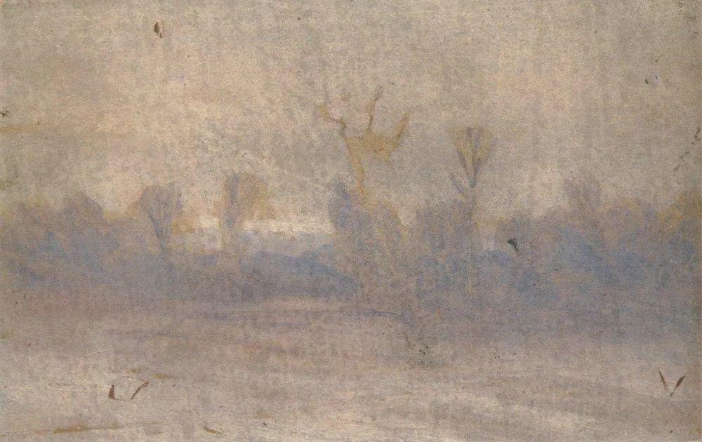 """列宾称他为""""善于表现诗意光辉的艺术大师"""",库因芝作品164幅插图251"""