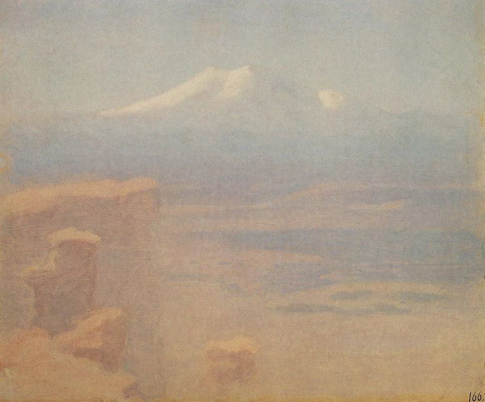 """列宾称他为""""善于表现诗意光辉的艺术大师"""",库因芝作品164幅插图257"""