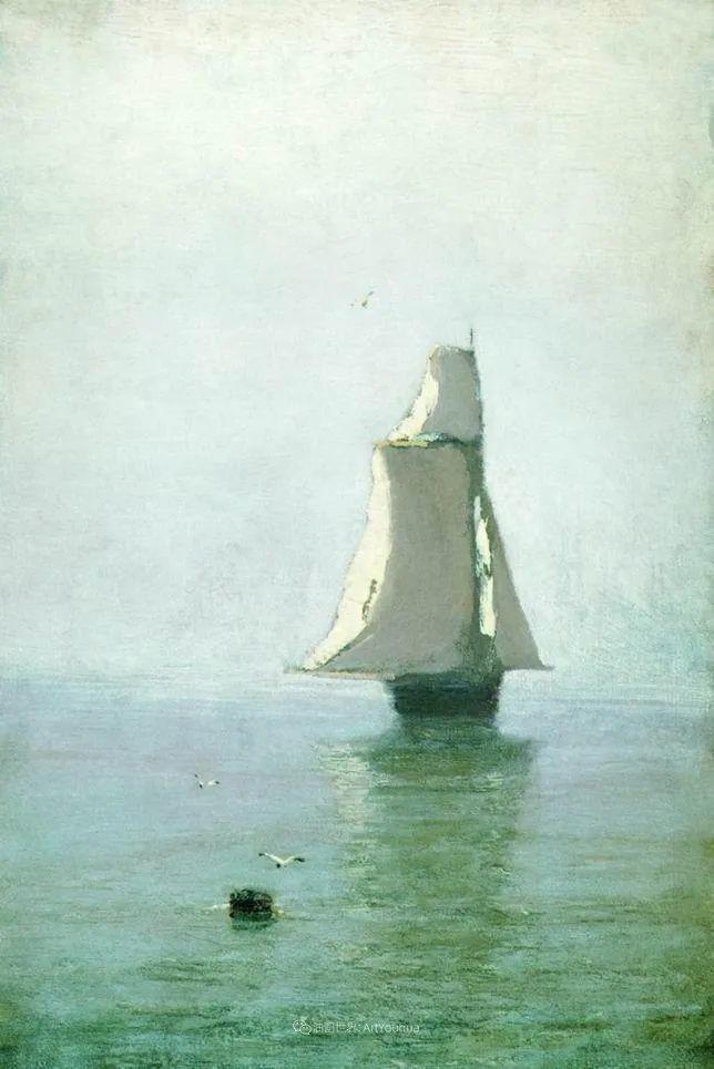 """列宾称他为""""善于表现诗意光辉的艺术大师"""",库因芝作品164幅插图263"""