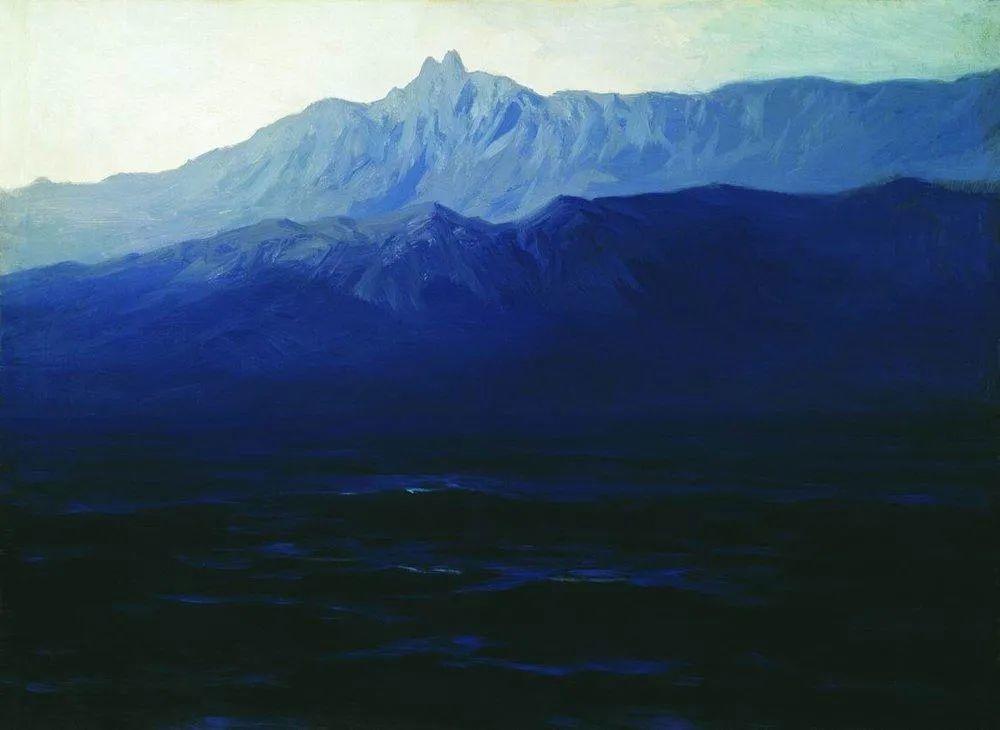 """列宾称他为""""善于表现诗意光辉的艺术大师"""",库因芝作品164幅插图269"""