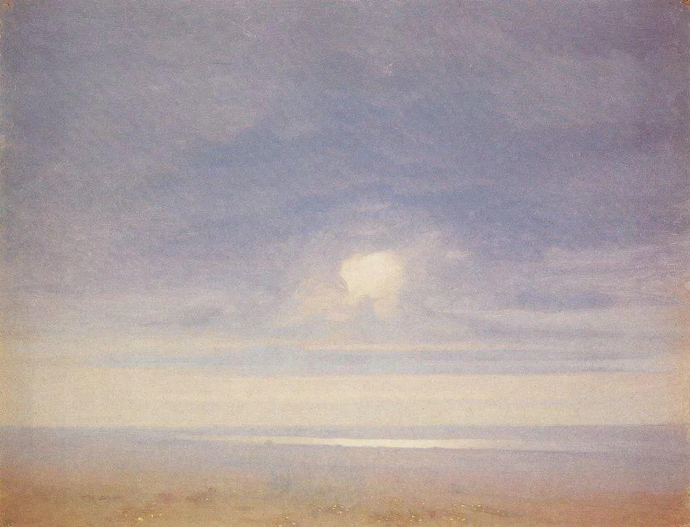 """列宾称他为""""善于表现诗意光辉的艺术大师"""",库因芝作品164幅插图273"""