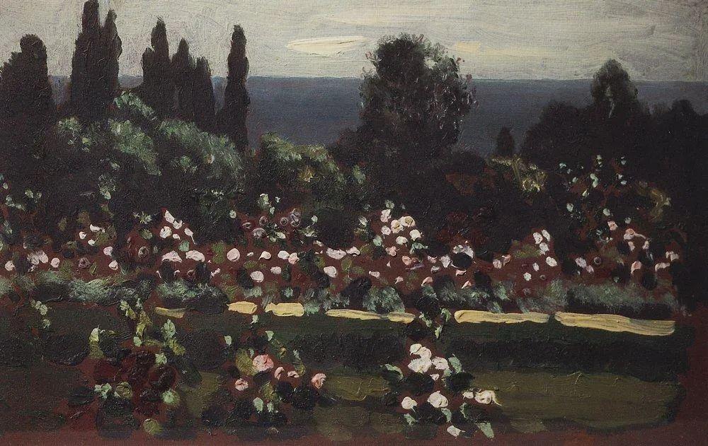 """列宾称他为""""善于表现诗意光辉的艺术大师"""",库因芝作品164幅插图275"""