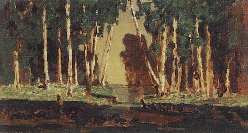 """列宾称他为""""善于表现诗意光辉的艺术大师"""",库因芝作品164幅插图289"""