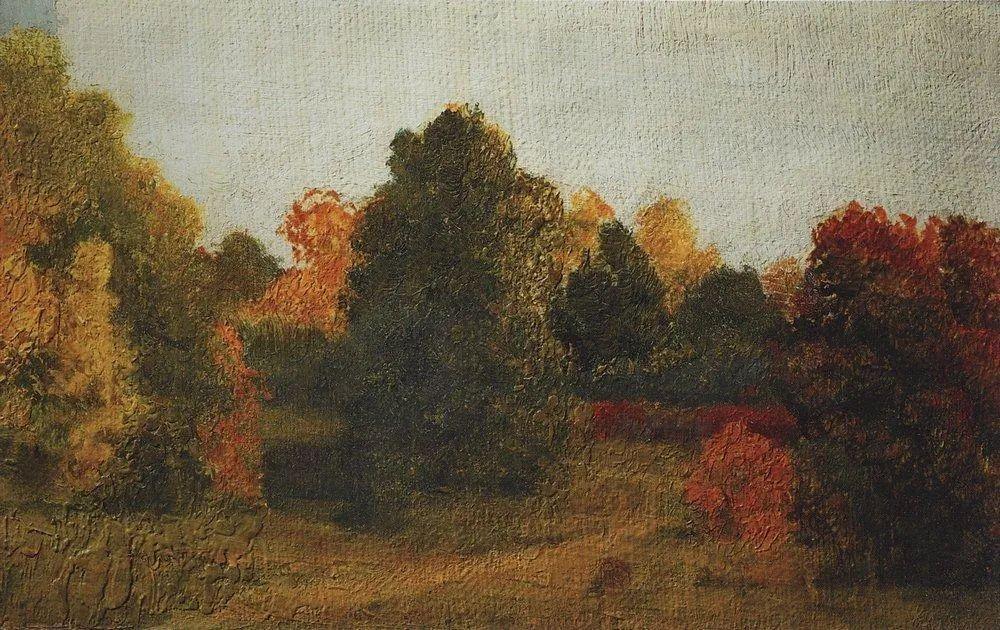 """列宾称他为""""善于表现诗意光辉的艺术大师"""",库因芝作品164幅插图291"""