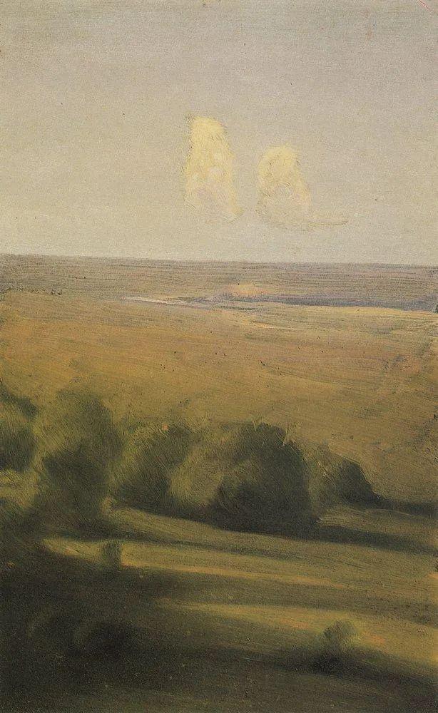 """列宾称他为""""善于表现诗意光辉的艺术大师"""",库因芝作品164幅插图297"""