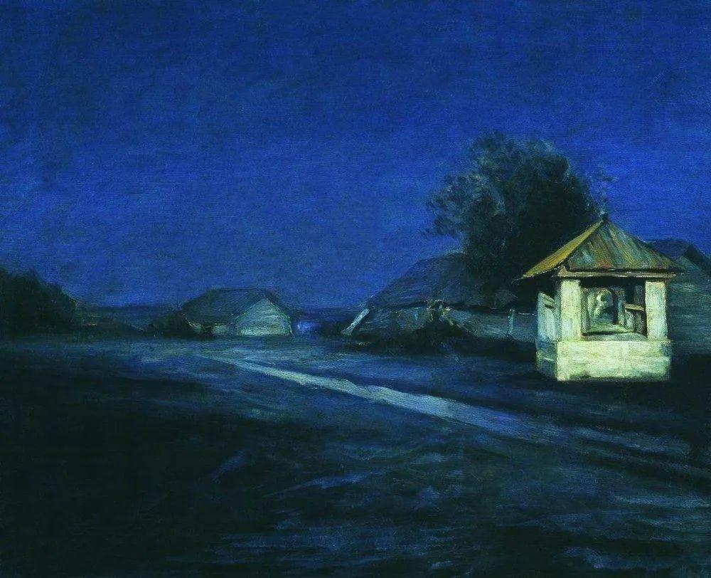 """列宾称他为""""善于表现诗意光辉的艺术大师"""",库因芝作品164幅插图309"""