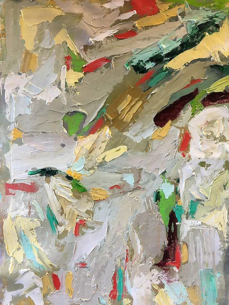 捕捉定格的瞬间美感,美国画家Sally Rosenbaum插图41