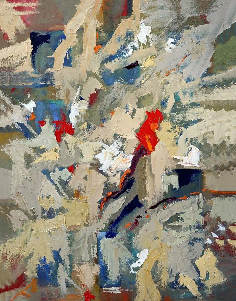 捕捉定格的瞬间美感,美国画家Sally Rosenbaum插图73