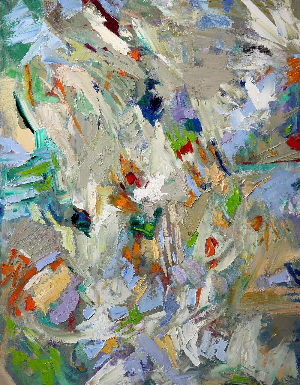 捕捉定格的瞬间美感,美国画家Sally Rosenbaum插图75
