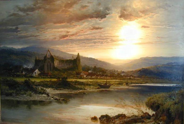 乡野颂歌,横跨两个世纪的著名英国风景画家插图3