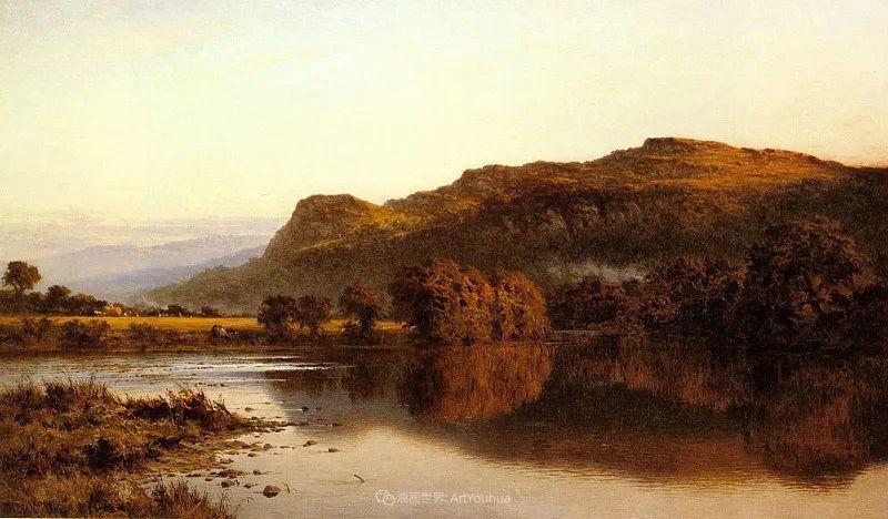 乡野颂歌,横跨两个世纪的著名英国风景画家插图27