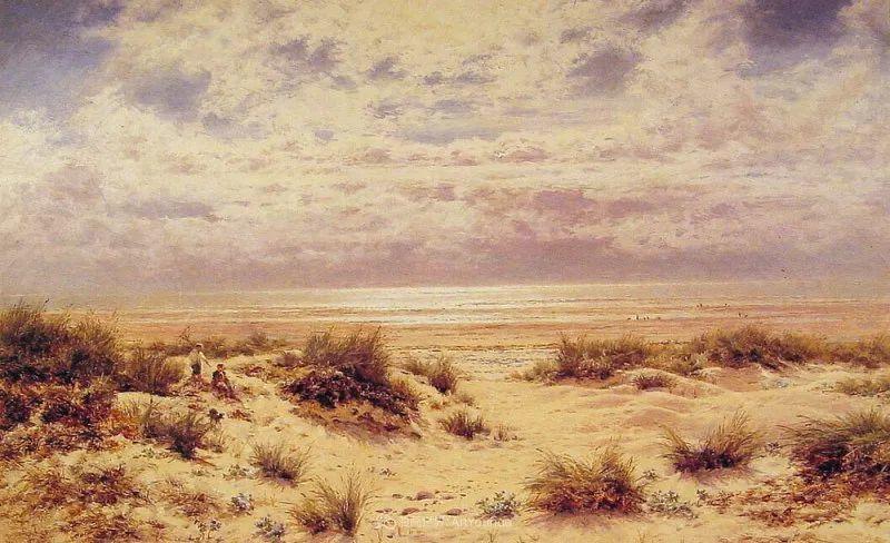 乡野颂歌,横跨两个世纪的著名英国风景画家插图29