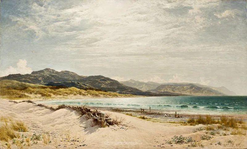 乡野颂歌,横跨两个世纪的著名英国风景画家插图59