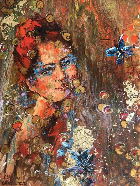 她深信绘画像音乐一样,可以治愈精神创伤!插图17